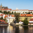 Prague view - Stock Photo