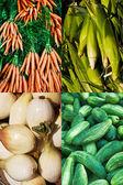 Vegetables — Stock fotografie