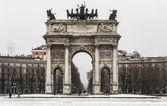 Arco della pace — Foto de Stock