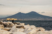 Bay of Naples — Stock Photo