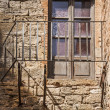 Royalty-Free Stock Photo: Italian window