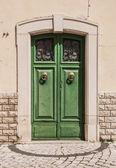 Italienische Tür — Stockfoto