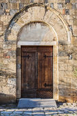 Italské dveře — Stock fotografie