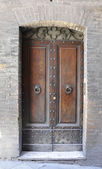 Italian door — Stock Photo