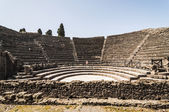 Pompeii Theater — Stock Photo