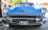 Velho carro americano — Fotografia Stock