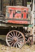 Old luggage — Stock Photo