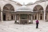 мечеть стамбула — Стоковое фото