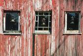 American windows — Stock Photo