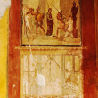 Pompeii frescoes — Stock Photo