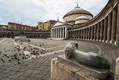 Piazza plebiscito — Foto Stock
