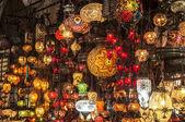 Bazaar Lanterns — Stock Photo