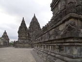 Prambanan Temple in Yogyakarta — Stock Photo