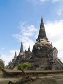 Wat Phra Sri Sanphet — Stock Photo