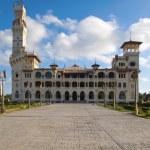 Montaza Palace in Alexandria — Stock Photo