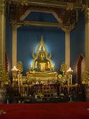 Wat Benchamabophit Marbel palace — 图库照片