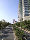 Roxas boulevard — Stock Photo