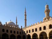 Mosque of Al-Nasir Muhammad — Stock Photo