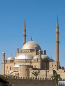 Mosque of Muhammad Ali — Stock Photo