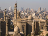 Al-Rifai mosque in Cairo — Stock Photo
