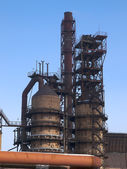 Blast furnace — Stock Photo