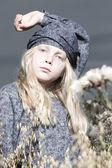Portrait Mädchen — Stock fotografie