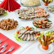 Catering food — Stock Photo #21279719
