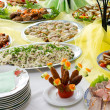 Catering food — Stock Photo #21678985