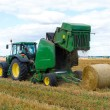 Round Baler — Stock Photo #30634927