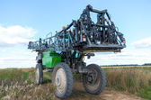 Self Propelled Sprayer — Stock Photo