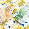 Euro banknotes — Stock Photo #40376865