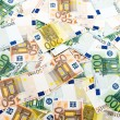 Euro banknotes — Stock Photo #40376881