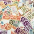 Old Russibanknotes — Stock Photo #40453545