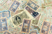 Old Banknotes — Stock Photo