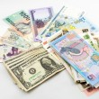 World Currencies — Stock Photo #40720877