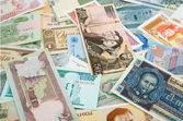 World Currencies — Stock Photo