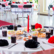 Banquet table — Stock Photo #41429413