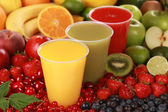 Frische smoothies — Stockfoto