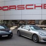 Постер, плакат: Porsche