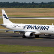 Finnair Embraer 190 — Stock Photo
