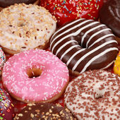 Fresh Donuts — Stock Photo