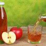 Apple juice — Stock Photo #14327787