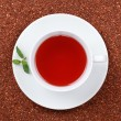 Rooibos Tea in a cup — Stock Photo
