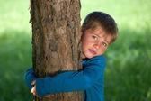 Symbolic picture: Environmental protection — Foto de Stock