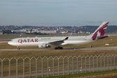 Qatar Airbus A330 — Stock Photo