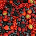 Berry fruits — Stock Photo #31181615