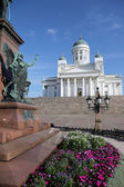 Cathedral in Helsinki Finland — Stock Photo