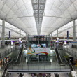 Постер, плакат: Hong Kong International Airport Terminal 1