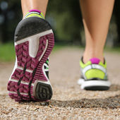 Sport, training, running, jogging, workout — Stock Photo