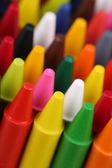 School supplies crayons for children — Foto de Stock